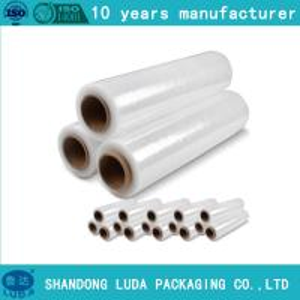 China protective film in plastic film /stretch film factory /stretch film glue on sale