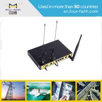 F3B32 Cellular Wifi 3g Load Balance Dual Sim Card Router failover router Dual Sim 3G Modem Router For ATM,Video Stream Manufactures