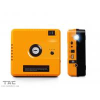 400 Amp 16800mah Peak Battery Jump Starter Charger Combine With Air Compressor Manufactures