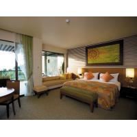 Modern Fabric Bedroom High End Hotel Furniture With Ebnoy