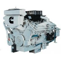 650r/min Excellent steyr Water-cooled / Forced double cold Marine diesel engines WD615, WD415 series Manufactures