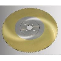 China HSS Circular Saw Blade for metal tubes and pipes cutting from diameter 175mm up to 550mm on sale