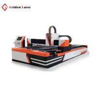 1000w/2000w/2500w  High Speed Single Mode Fiber Laser Metal Cutting Machine GF-2040(B) Manufactures
