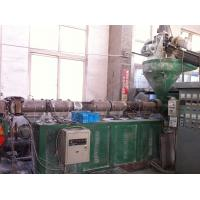 China Fully Automatic PVC Floor Tile Production Line High Output Easy Maintenance on sale