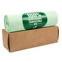 China OEM Biodegradable Compost Bags On Roll Supermarket Food Waste Caddy Liner on sale