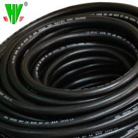 1 1 4 hose SAE100 r6 high tensile textile braided fuel hose Manufactures