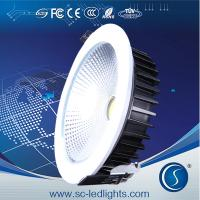 Alibaba China removable recessed thin downlight led Manufactures