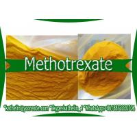 China Pharma Grade Yellow Orange Powder Methotrexate (MTX)For Anti Cancer CAS: 59-05-2 on sale