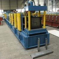 Durable Z-shaped purlin forming machine, excellent anti-bending property Manufactures