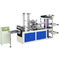 China STJ-500 Disposable plastic glove making machine on sale