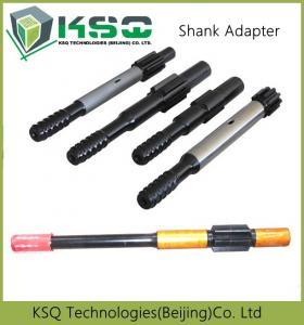 T45 T51 Drill Shank Adapter For Sandvik / Tamrock Hl800 / Hl700 Manufactures