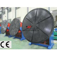 Engineering Pipe Boiler Welding Positioners Turntable With Φ1400mm Working Table Manufactures