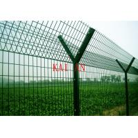 wire mesh fence,PVC coated galvanized mesh fence,wire fencing