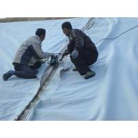 China PP Polypropylene Non Woven Geotextile Drainage 150g For Road on sale