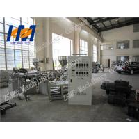 China Plastic Three Layer PPR Pipe Extrusion Machine PLC Touch Screen Control on sale