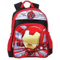 China Fashion Marvel America Captain School Backpack Kid's School Bag For 1-12 years Old Kids on sale