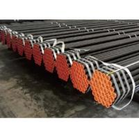 Seamless Structure Carbon Steel TubeFerritic Steel Material ASTM A333 Grade 9