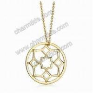 China Tiffany Palomas Zellige pendant-gold color on sale