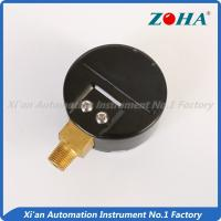 China absolute pressure gauge on sale