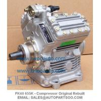 FK40 655N Original Rebuilt Bock Compressor Assembly And FK40 655N Compressor Parts Manufactures