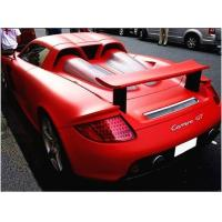 China Matte Anti Scratch Removable Glue 4 Years Warranty Flexible Car Body Protection Film on sale