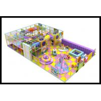 China Smart Design Used Super Mall Commercial Kids Indoor Playground Equipment for Sale on sale