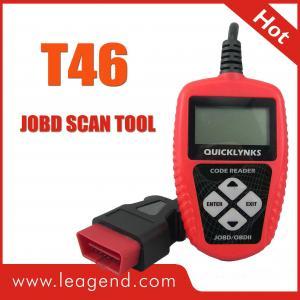China JOBD auto code reader T46 Toyota, Honda, Nissan, Suzuki, Mazda, Mitsubishi, Subaru on sale
