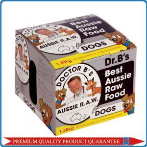 Creative Dog Food Cardboard Packaging Box Manufactures