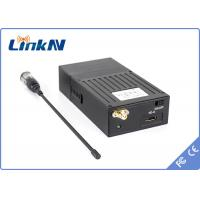 Buy cheap Hottest Light Weight Long Range H.264 Encoded COFDM Video Transmitter from wholesalers