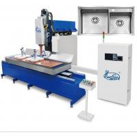 China CNC Automatic Sink Welding Machinefor Different Size Kitchen Sink on sale