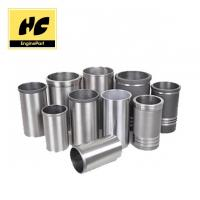 China Metal Diesel Engine Cylinder Liner And Sleeves , Howo Engine Parts VG1500010344 WD615 on sale