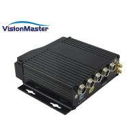 SD Card 4 Channel GPS Mobile DVR Industrial Hd Digital Video Recorder Manufactures