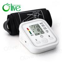 China 2015 home use medical arm blood pressure monitor on sale