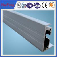 china aluminium extrusion for solar, aluminium extrusion solar mounting, frame for PV Manufactures