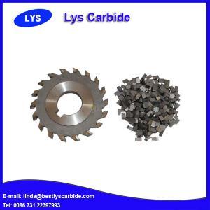 Tungsten Carbide Saw Blade Tips Manufactures