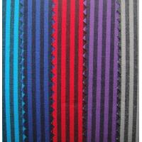 China 100 Cotton Yarn Dyed Stripe Fabric for Shirt on sale