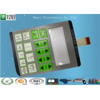 China Clear LCD Window Embossing Membrane Switch Keypad With High Glossy on sale
