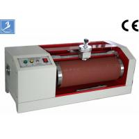 DIN Abrasion Test Rubber Testing Equipment For Flexible Materials DIN-53516, ISO-4649 Manufactures