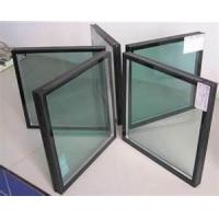 single pane Heat / sound / sweat Insulated Window Glass for  building, indoor partition  Manufactures