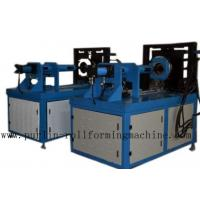 Curving Elbow Stone Coated Roof Tile Machine Functional Blue Manufactures