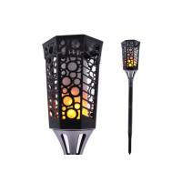 35lm 0.88 W Solar Spike Lights For Apartment Work Time 6 - 10 Hours Manufactures