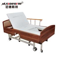 MD-W01 Adjustable Wheelchair Transfer Bed For Home 5 Functions Manufactures