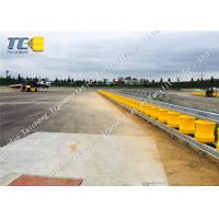Highway Roller Guardrail EVA Safety Light Reflecting 350 X 500 MM Size Manufactures