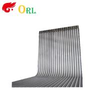 1 Ton Steam Boiler Water Wall , High Strength Gas Fire Steam Boiler Water Tube Manufactures