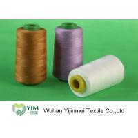 3500M Spool Color Wholesale Polyester Spun Thread / Model 30/2 Manufactures