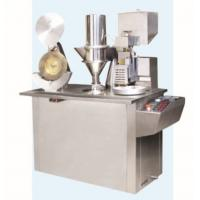 Granules Feeding / Powder Capsule Filling Machines Semi Automatic For Pharmaceutical Factory Manufactures
