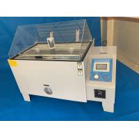 Quality Programmable Type Salt Spray Testing Machine With PLC Touch Screen Controller for sale