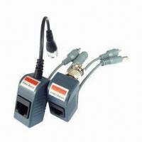 Video Balun with Power and Audio Manufactures