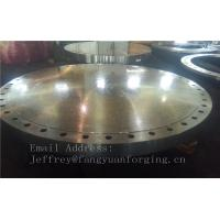 ASME Or Non - standard F316L F304 High Pressure Stainless Steel Flange Blind Plate Manufactures