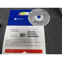 China Microsoft 32 64 bit  Windows 7 License Key / Windows 7 COA Sticker Full Version on sale